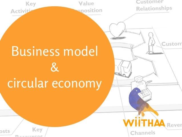 Business model & circular economy