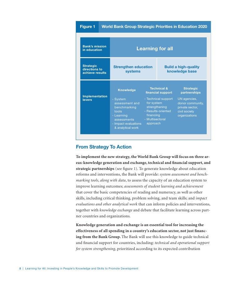 Bm Education Strategy 2020 WorldBank