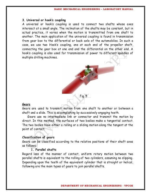 bme lab manual fe rh slideshare net Futuristic Engineering Lab Engineering Design Lab