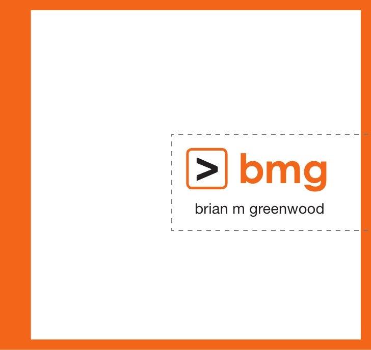 bmg brian m greenwood