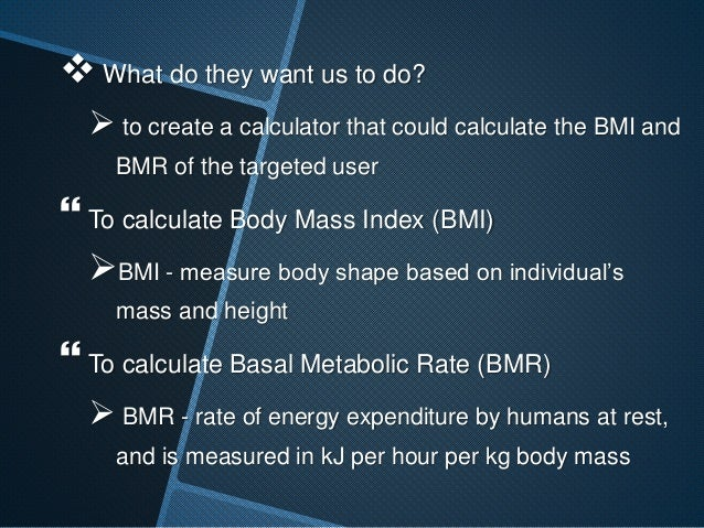 how to calculate metabolic age manually