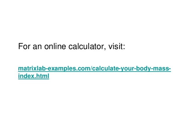 Calculate body mass index calculate 703 198 702 284 7 ccuart Images