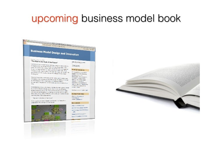 thank you for your attention! alex@businessmodeldesign.com