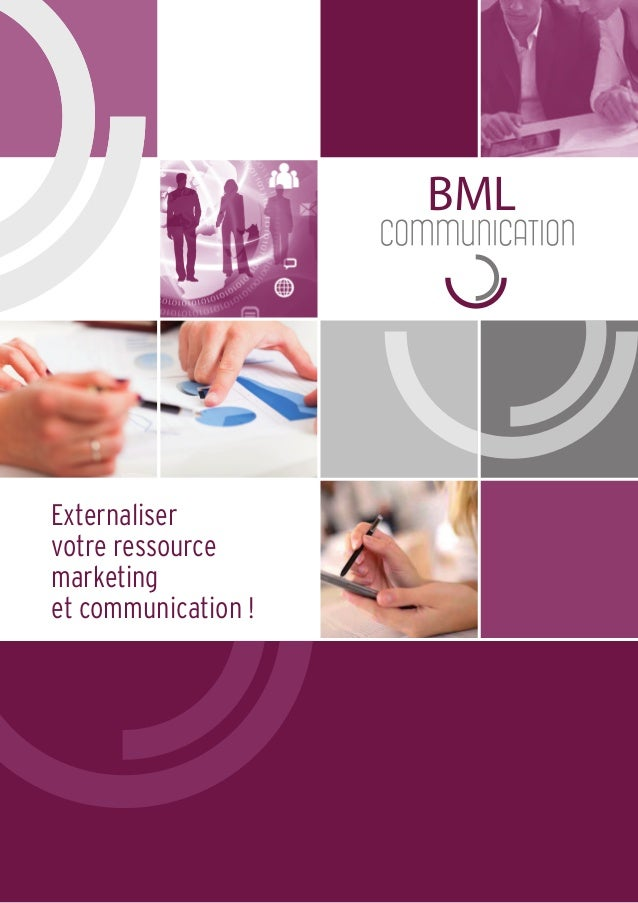 BML  Externaliser votre ressource marketing et communication !