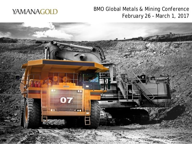 BMO Global Metals and Mining Conference - 2019 - Events ...