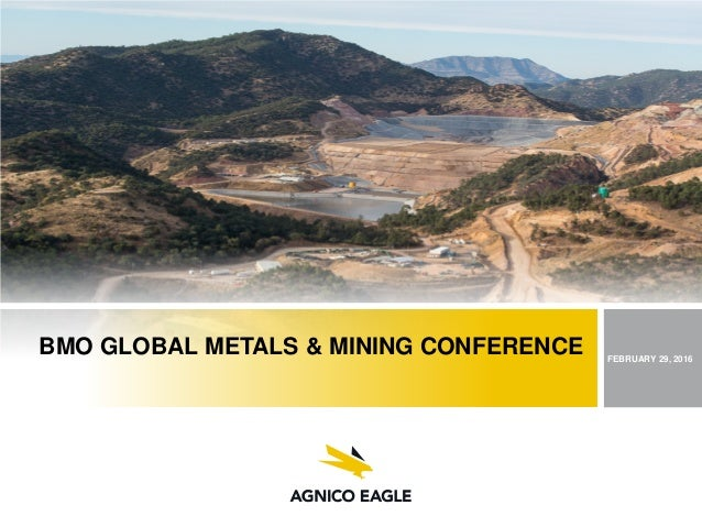 Global Metals, Mining & Steel Conference - teck.com