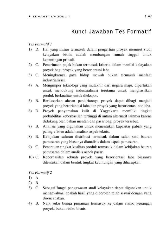 BMP EKMA4311 Studi Kelayakan Bisnis