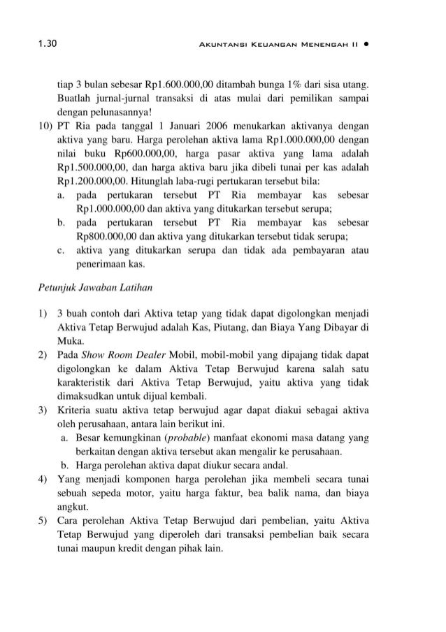 Bmp Ekma4313 Akuntansi Keuangan Menengah Ii