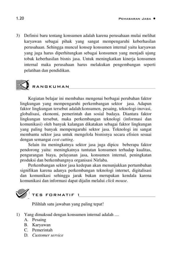 Image Result For Definisi Pemasaran Jasa Pendidikan
