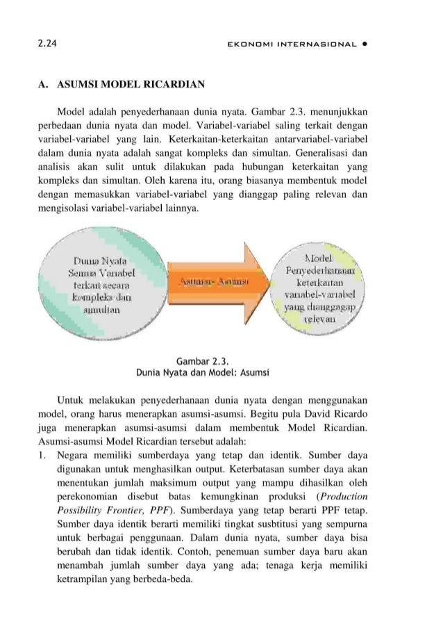 Contoh Generalisasi Ekonomi - Contoh Box