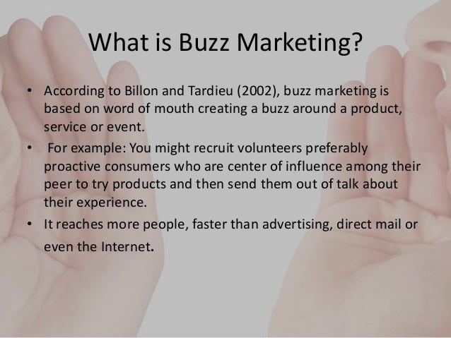 buzz marketing for movies Buzzmarketing: get people to talk about your stuff paperback  so far this is the best book on buzz marketing i've read and i've read quite  imdb movies, tv.