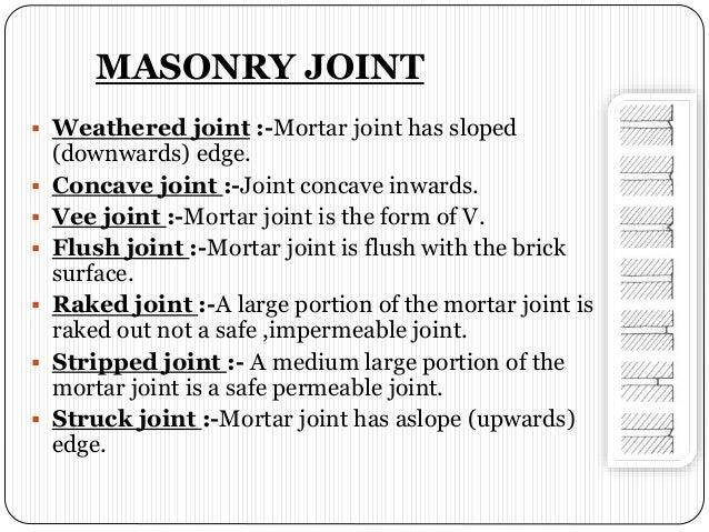 The Northwest Masonry Guide - Glossary of Masonry Terminology