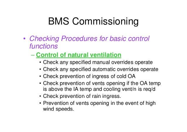 cibse commissioning code c automatic controls pdf