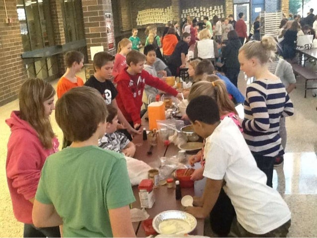 Pumpkin Pie: A Recipe for Success at Boeckman Middle School