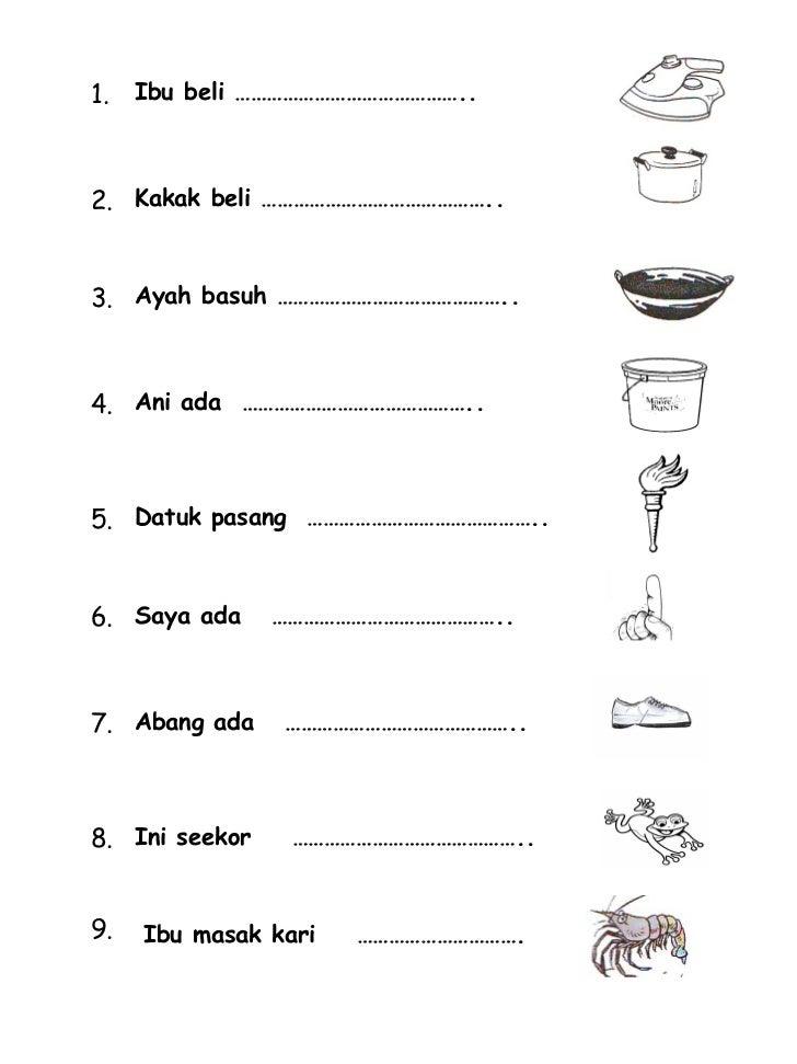Bahasa Melayu Tahun 1
