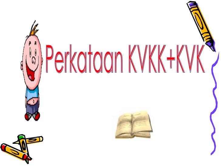 Perkataan KVKK+KVK