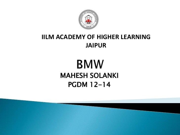 IILM ACADEMY OF HIGHER LEARNING            JAIPUR     MAHESH SOLANKI      PGDM 12-14