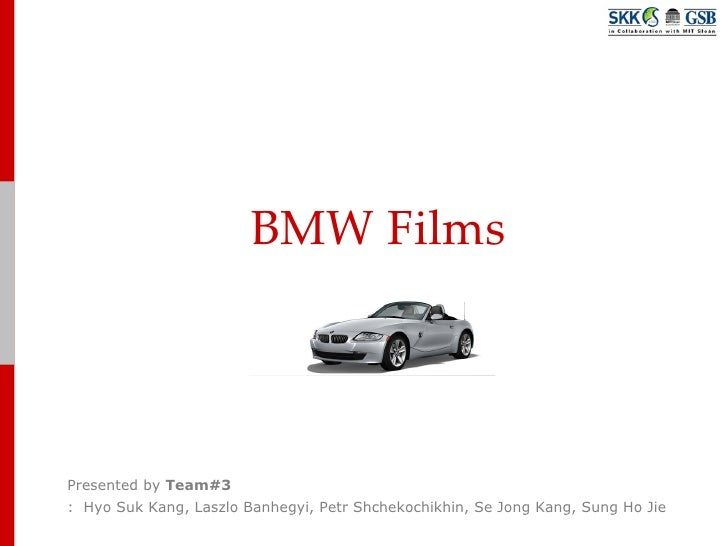 bmw films case study solution Bmw - case study bmw'schallenges criteo'ssolutions copyright 2013 criteo confidential bmw x-drive campaigns challenges & solutions the acquisition campaign.