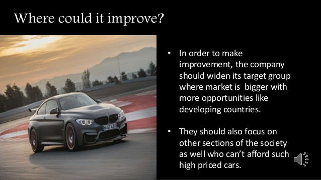 Bmw s sales slipped during the worldwide recession in 2008