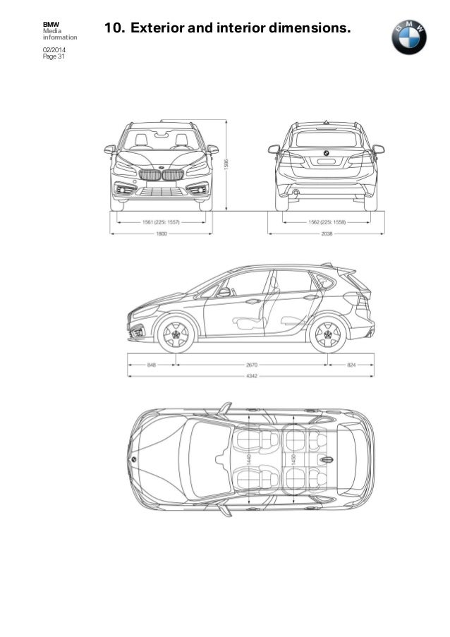 Bmw 218i Active Tourer User Wiring Diagram