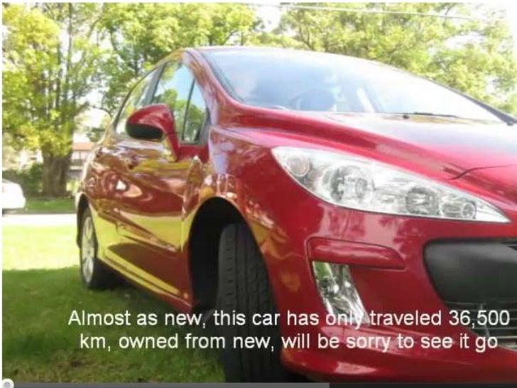 Peugeot 308 T7 Xse 2009 New Cars Plus Car Broker Used Car Buying Sel