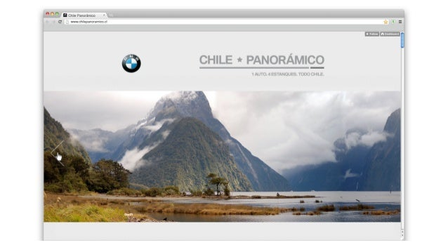 Bmw Chile Panor U00e1mico
