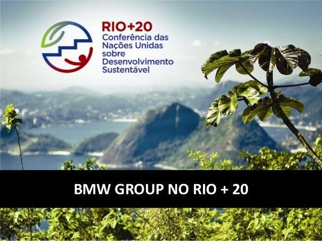 BMW GROUP NO RIO + 20