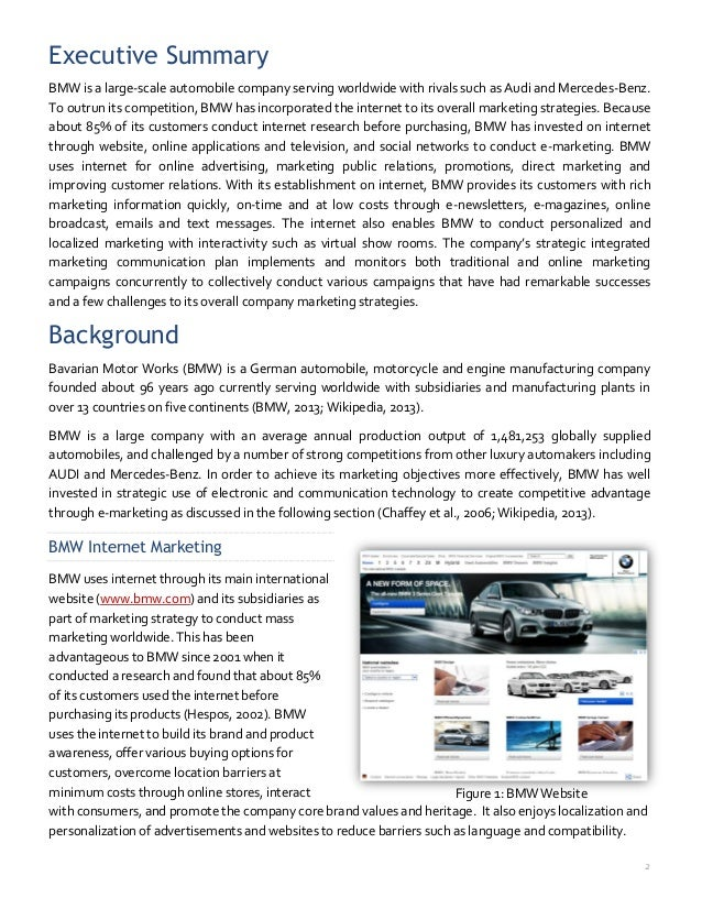 bmw india marketing case study