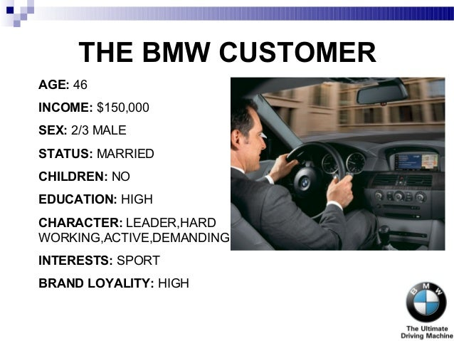 BASIC MARKETING PROBLEM  Main problem: How to insure market share growth and become market leader in luxury cars' categor...
