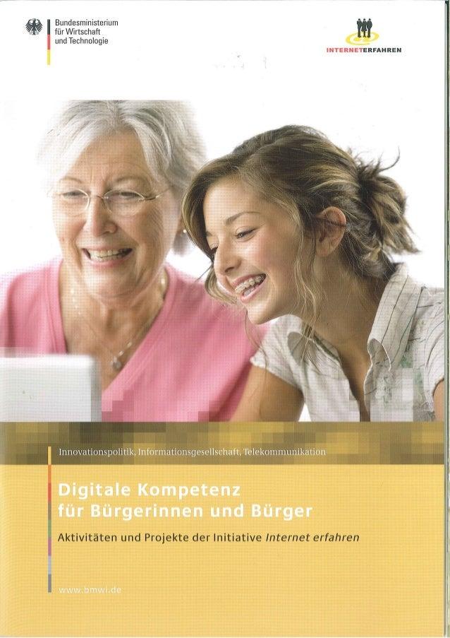Feierabend.de im Projektbericht des Bundeswirtschaftsministeriums