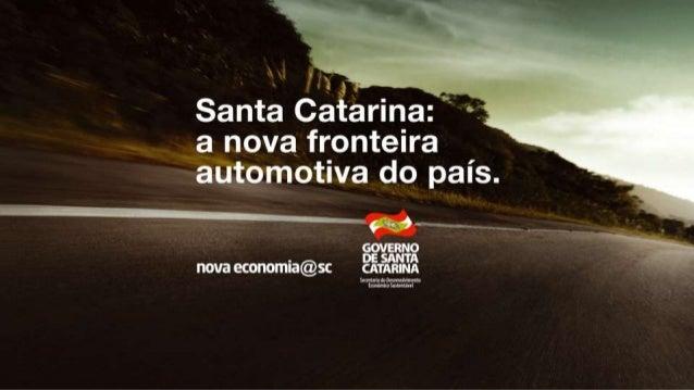 BMW em Santa Catarina
