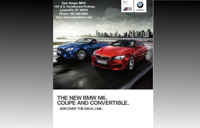 #.8.      Sam Swope BMW            $PVQF                               $POWFSUJCMFI-64  S. Hurstboune Parkway            ...