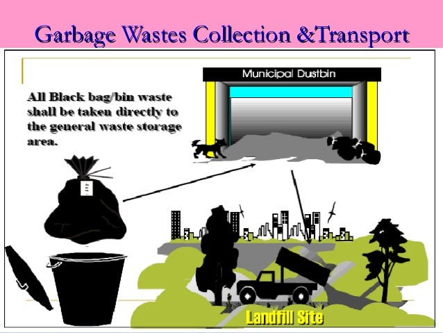 Garbage Wastes Collection &Transport