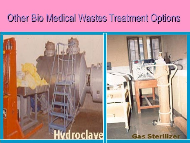 Other Bio Medical Wastes Treatment Options