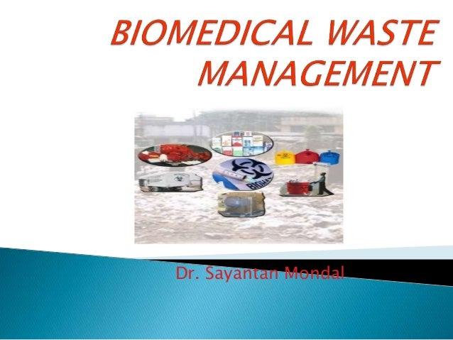 Dr. Sayantan Mondal