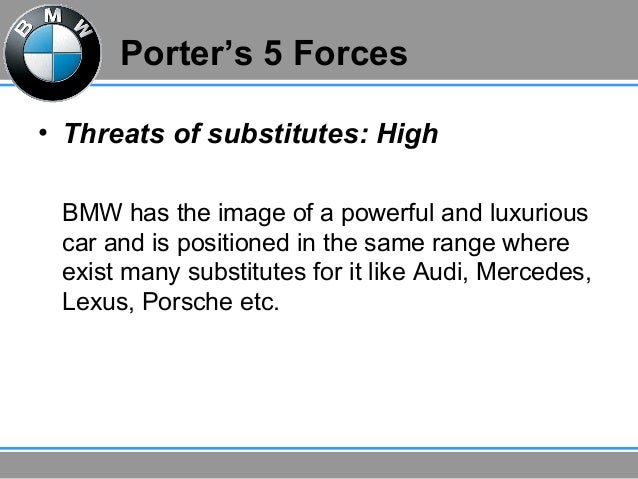 audi porter s five forces Essays - largest database of quality sample essays and research papers on porter s five forces audi.