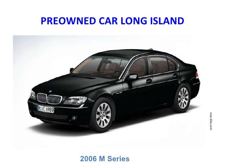 Pre Owned Bmw Long Island
