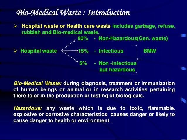 an introduction to the improper treatment of human waste and sewage Domestic sewage contains toxicants, solid waste, plastic litters and bacterial contaminants and these toxic materials causes water pollution different industrial effluent that is drained in to river without treatment is the major cause of water pollution [ 9 ].