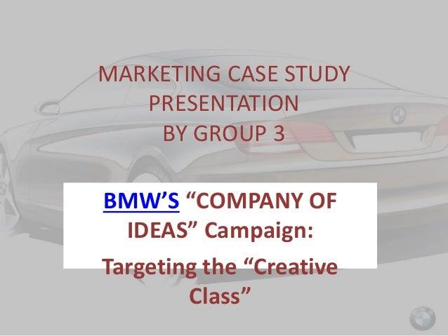 bmw mini marketing case study Small is beautiful - the mini case study //wwwoboolocom/business-market/marketing/case-study/small-is-beautiful-mini-case has the new bmw mini.