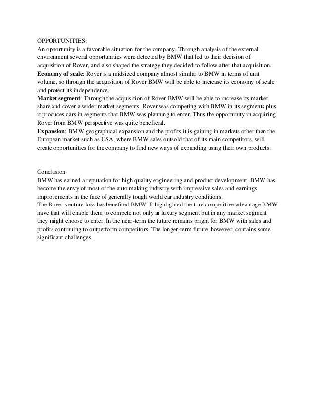 Daimler chrysler essay