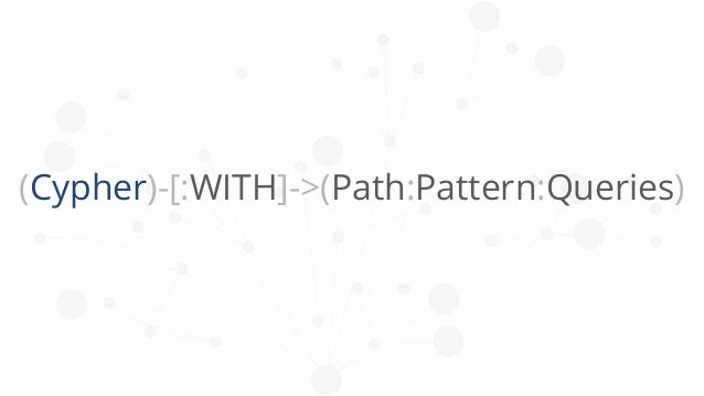 Cypher and apache spark multiple graphs and more in open cypher