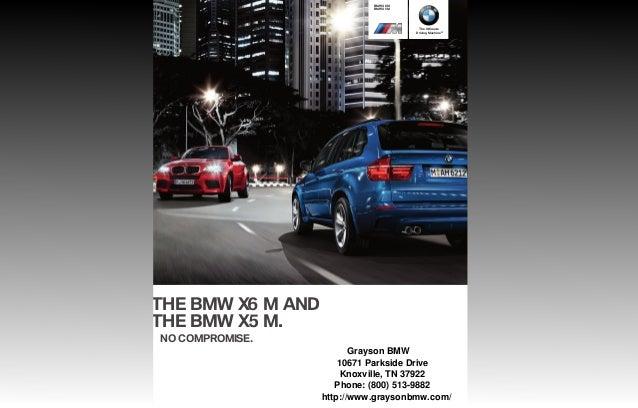 BMW X M                             BMW X M                                          The Ultimate                       ...