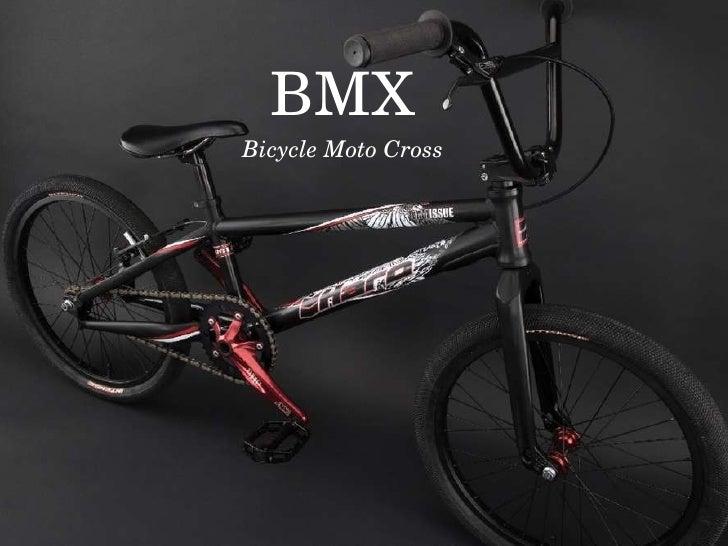 BMX Bicycle Moto Cross