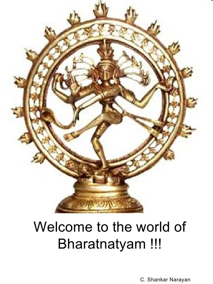 Welcome to the world of Bharatnatyam !!!