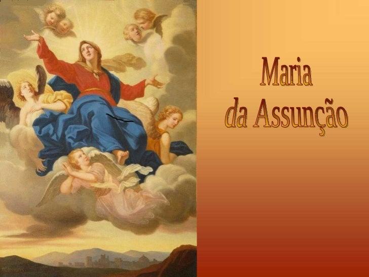 Maria da Assunção