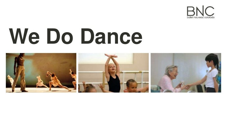 We Do Dance<br />