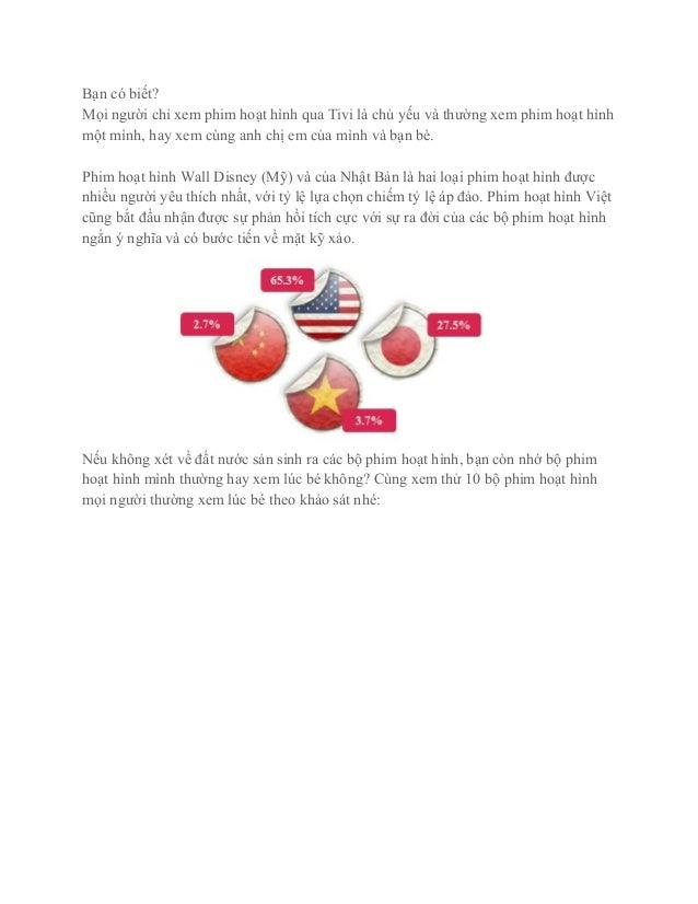 Báo cáo về phim hoạt hình 2012 Slide 2