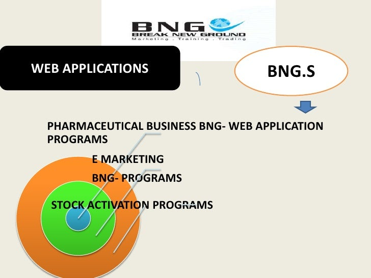WEB APPLICATIONS <br />BNG.S<br />