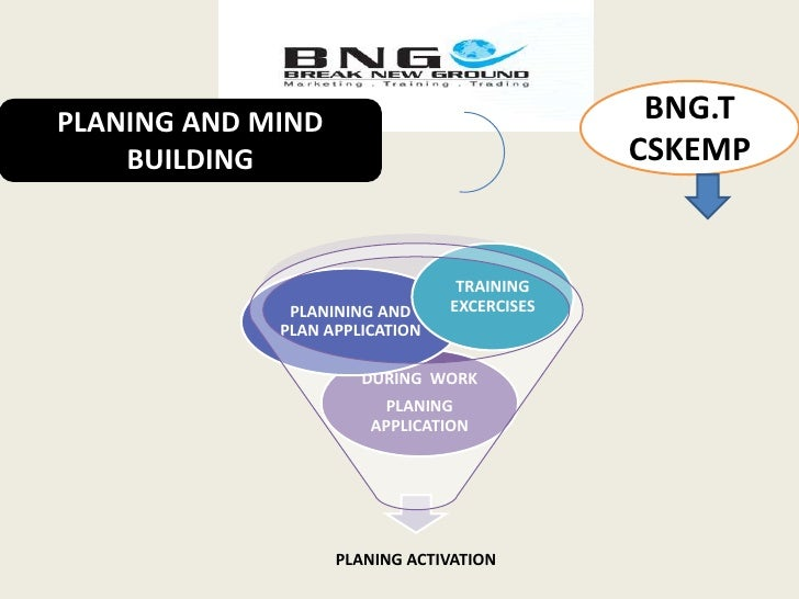 BNG.T<br />CSKEMP<br />PLANING AND MIND BUILDING  <br />