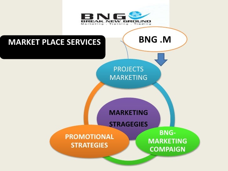 BNG .M<br />  MARKET PLACE SERVICES <br />